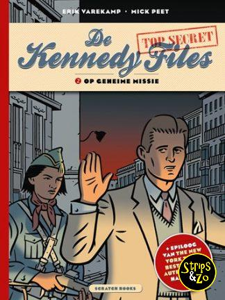 Kennedy Files, de HC 2 – De geheime missie