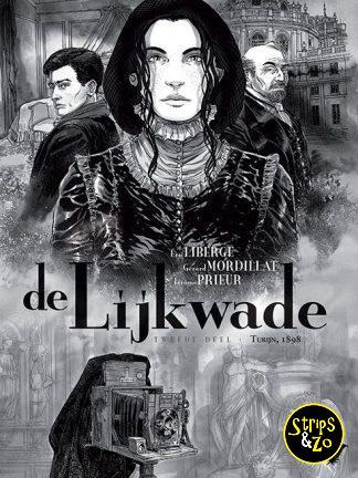 De Lijkwade 2 – Turijn, 1898