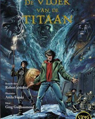Percy Jackson 3 - De vloek van de Titaan