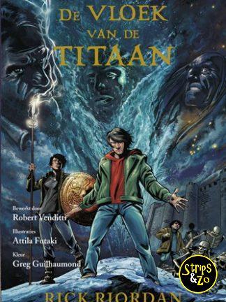Percy Jackson 3 – De vloek van de Titaan