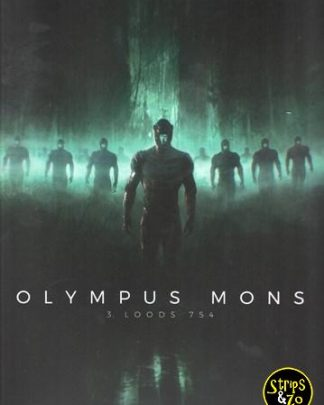 olympus mons 3 Hangar 754