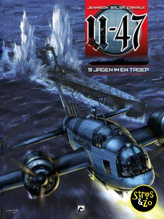 U-47 HC 9 – Jagen in een troep