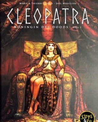 Bloedkoninginnen 11 - Cleopatra 1 - Koningin des doods 1