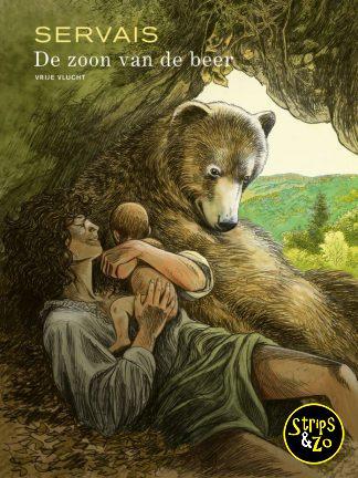 Vrije Vlucht / Zoon van de beer, de – De zoon van de beer