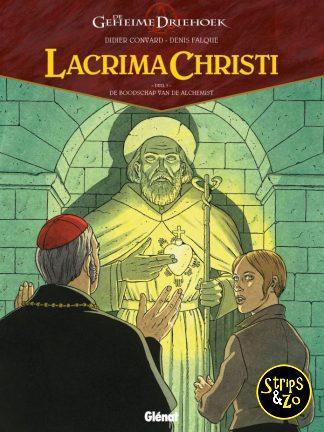 Geheime driehoek – Lacrima Christi 5 – De boodschap van de alchemist