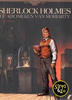 1800 Collectie 32 - Sherlock Holmes - De kronieken van Moriarty 1 - Hergeboorte