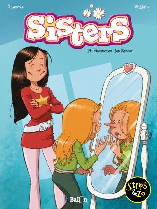 Sisters 14 – Gezworen leugenaar