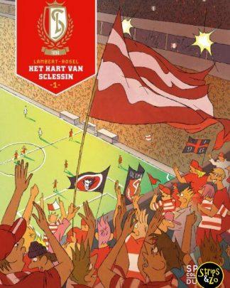 Voetbalcollectie - Standard Luik 1 - In het hart van Sclessin