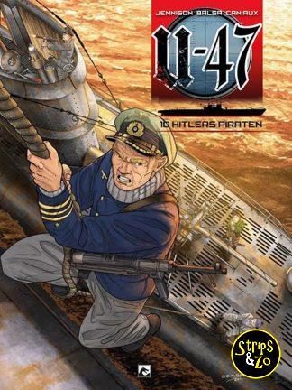 U-47 HC 10 – Hitlers piraten