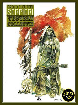 Serpieri – Western Collectie 4 – Tecumse