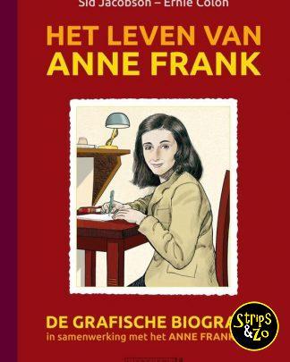 Anne Frank – Het leven van Anne Frank – De grafische biografie