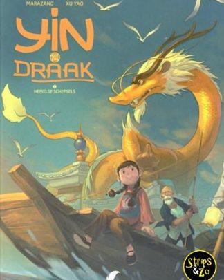 Yin en de draak 1 - Hemelse schepsels