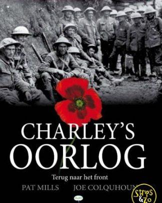 Charley's Oorlog 5 - Terug naar het front