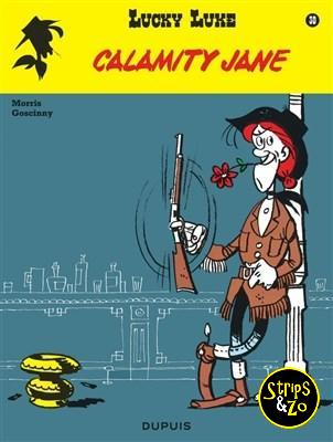 lucky luke 30 Calamity Jane