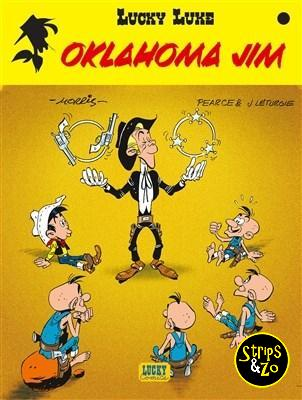 lucky luke 69 Oklahoma Jim
