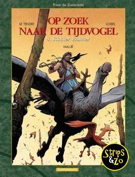 Op zoek naar de tijdvogel 8 - Voor de zoektocht 4 - Ridder Bolster