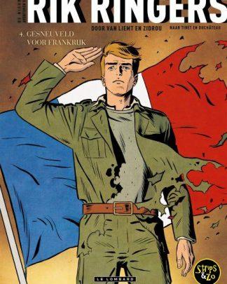 rik ringers 4 Gesneuveld voor Frankrijk