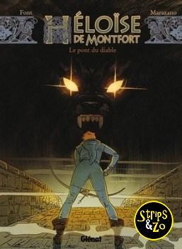 Héloïse van Montfort 2 - De duivelsbrug