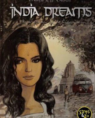India Dreams 3 - In de schaduw van de Bougainvilles