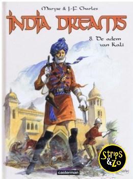 India Dreams 8 - De adem van Kali