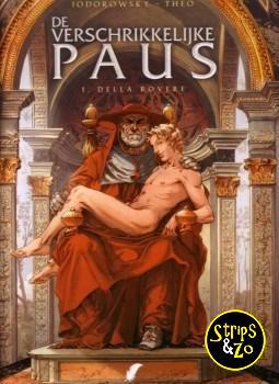 De Verschrikkelijke Paus 1 - Della Rovere