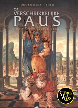 De Verschrikkelijke Paus 3 - De Verderfelijke Deugd