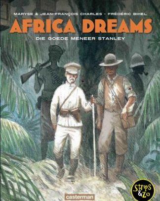 Africa Dreams 3 - Die Goede Meneer Stanley