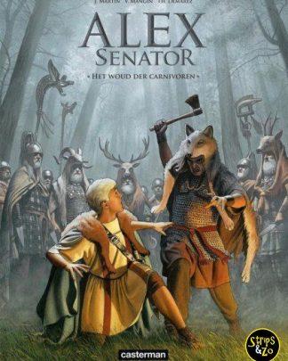 Alex - Senator 10 - Het woud der carnivoren