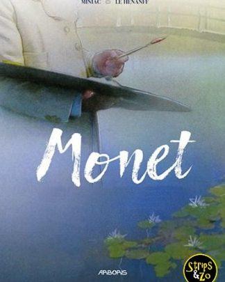 arboris collectie xl 4 Monet, een regenboog boven Giverny