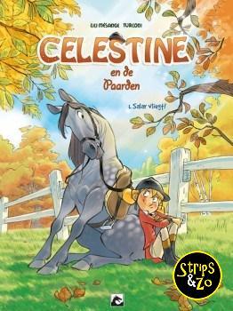 celestine en de paarden 1 Salar vliegt