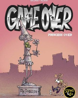 game over buitenreeks princess over