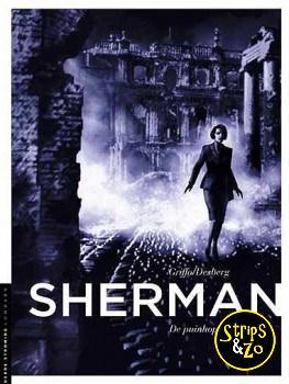 Sherman 5 - De puinhopen. Berlijn