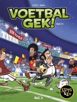 voetbalgek 13