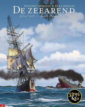 DE ZEEAREND 2 Atlantische Oceaan 1917 scaled