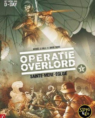 Operatie Overlord 1 Sainte Mère Eglise