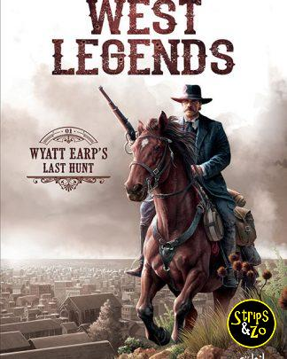 West Legends 1 Wyatt Earps Last Hunt