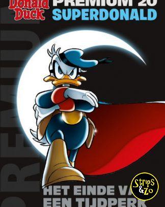 Donald Duck - Premium 20 - SuperDonald- Het einde van een tijdperk