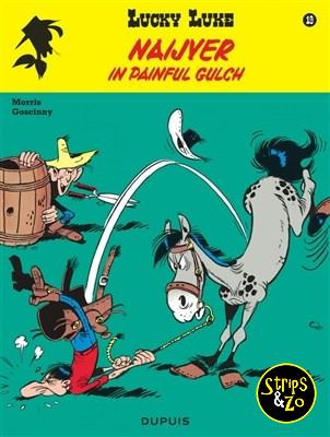 Lucky Luke – Relook 19 – Naijver in Painful Gulch