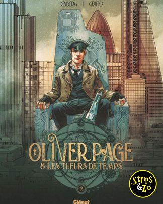 Oliver Page de Tijddoders 2