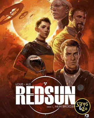 Red Sun 1 Mijn Broeder