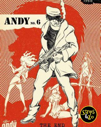 Andy comic 6 The End