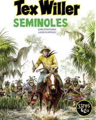 Tex Willer Classics 14 Seminoles