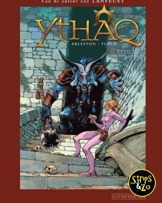 Ythaq 16 Het beleg van Kluit 1