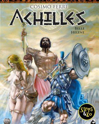 Achilles 1 De schone Helena