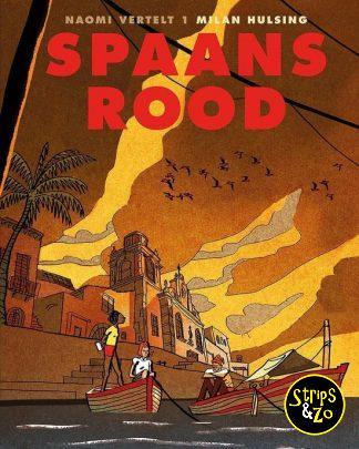 Spaans Rood Milan Hulsing