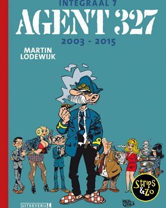 Agent 327 integraal 7 2003 2015