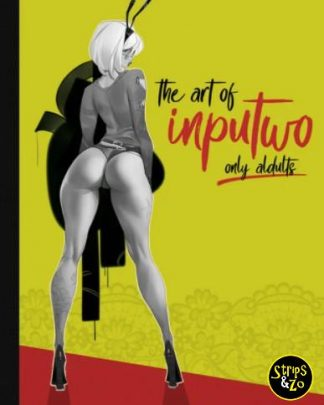 Artbook The art of Inpultwo
