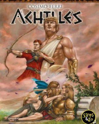 Achilles 3 - Van ijzer en vlees