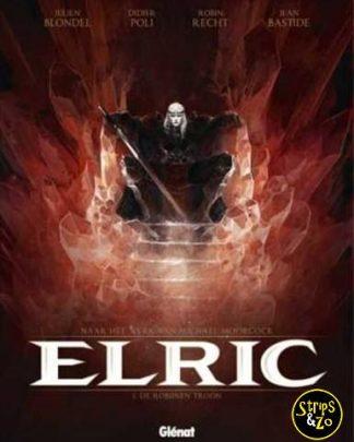 Elric 1 Een Troon van Robijnen