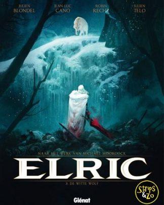 Elric 3 De witte wolf